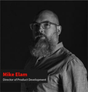 Mike Elam director of product development at RKS design consultancy