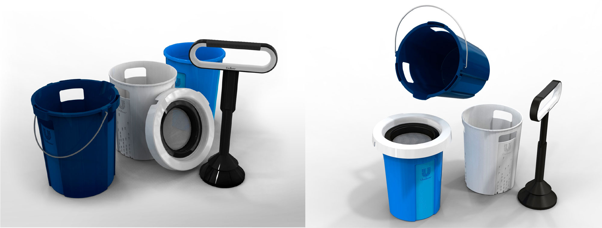 Unilever Product Design for Washer